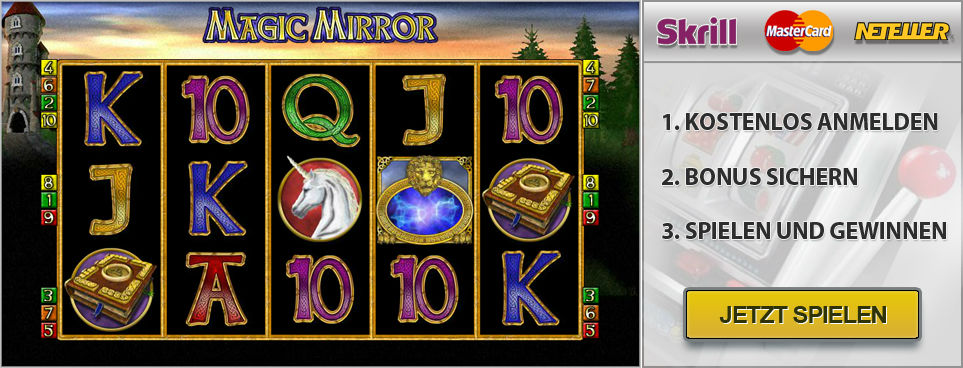 online magic mirror spielen