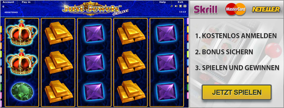 online spielautomat just jewels